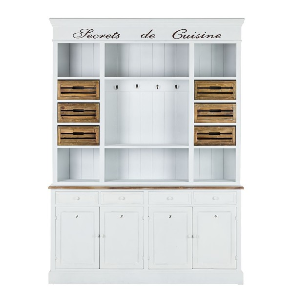 Buffetschrank Weiß Anrichte Landhausstil My Lovely Home