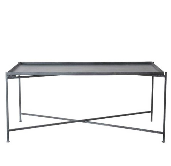 Couchtisch Metall Vintage Industrial Tabletttisch My Lovely Home
