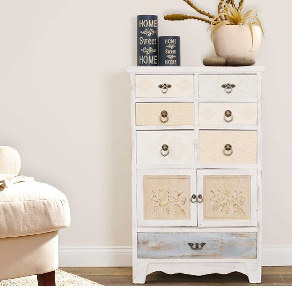 kommode vintage shabby my lovely home. Black Bedroom Furniture Sets. Home Design Ideas